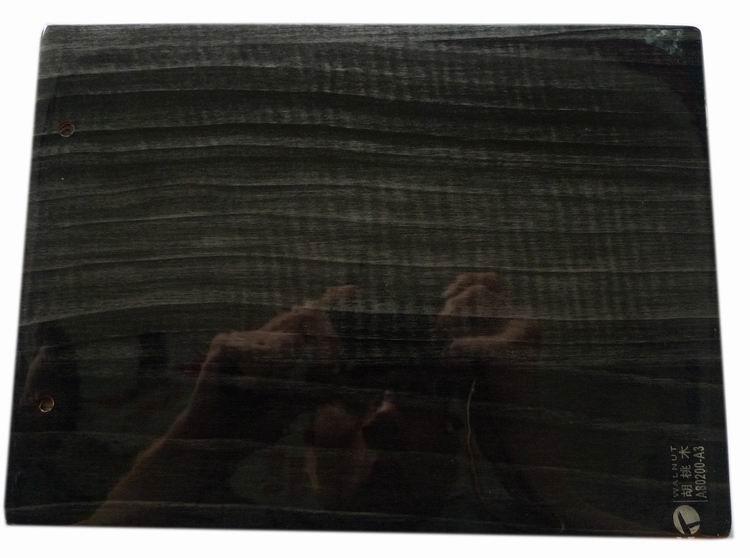 高清黑色木紋貼圖