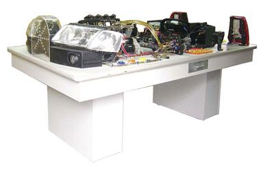 供应智能型帕萨特b5全车电路电器实习