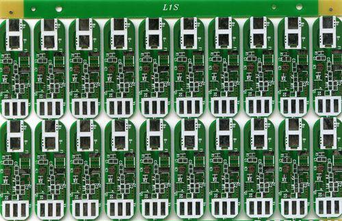 供应电子线路板-线路板厂-东莞线路板-玩具礼品线路板-单面电镍线路板