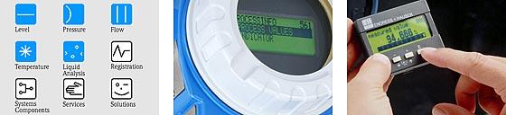 供应E+H仪器仪表青岛代理