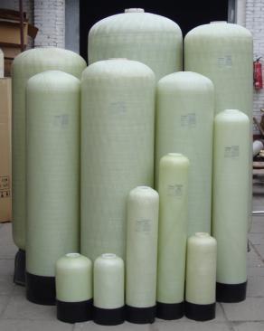 上海供应玻璃钢树脂罐压力桶树脂桶批发
