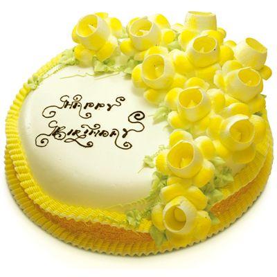 双层生日蛋糕图片_双层生日蛋糕图片大全