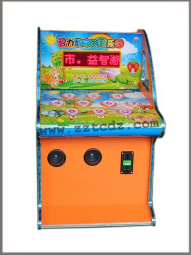 供应智力数字游戏乐园智力数字机智力游戏机