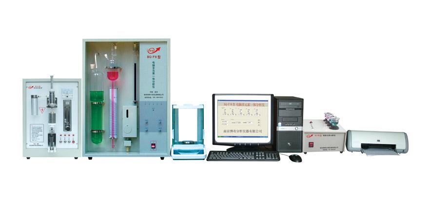 元素分析仪器