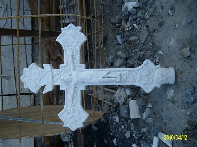曲阳石雕厂生产供应欧式墓碑