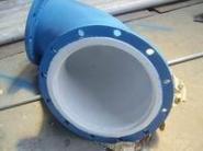 提供钢塑复合管管件涂塑加工图片