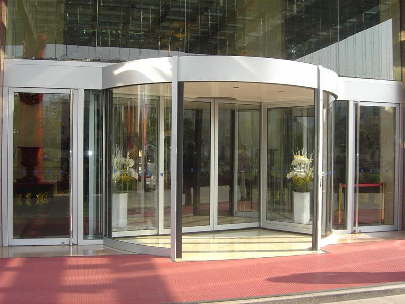 广西旋转门|玻璃旋转门厂家价格供应安装批发