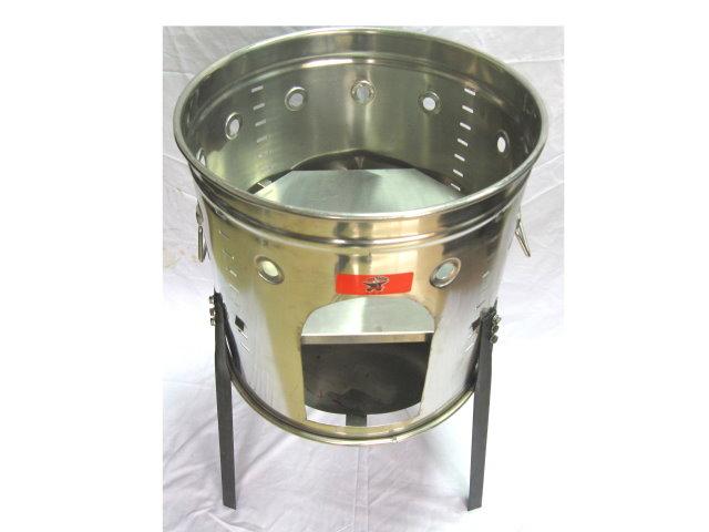 节气桶可移动灶式节气桶猛火炉批发