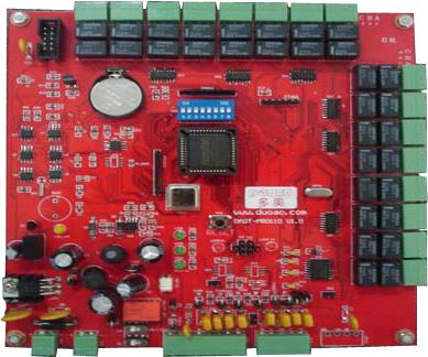 供应层控型电梯控制器图片