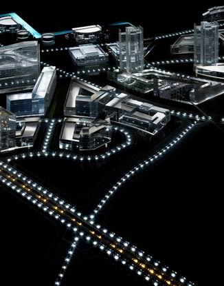 深圳水晶模型设计图片