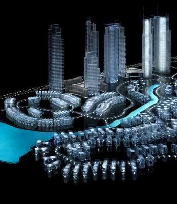供应惠州水晶模型制作,建筑模型制作,深圳模型制作公司,沙盘模型