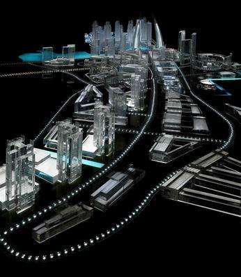 供应香港水晶模型设计,建筑模型制作,沙盘模型制作,别墅模型制作