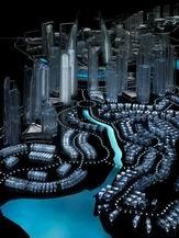 供应台湾水晶模型设计,建筑模型制作,沙盘模型制作,数字沙盘模型