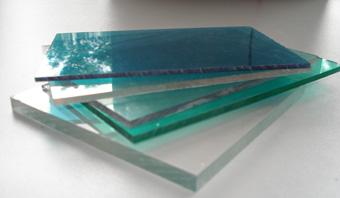 供应苏州南京泰州常州车棚顶棚专用pc耐力板十年质保pc板材pc板图片