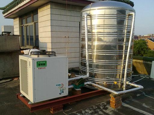 供应杭州足浴空气源热泵热水工程