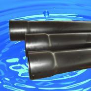 内外涂塑电力电缆穿线钢塑复合管图片