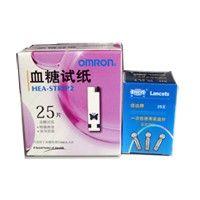 欧姆龙血糖仪专用试纸HEA-215