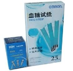 欧姆龙HEA-214血糖仪专用试纸