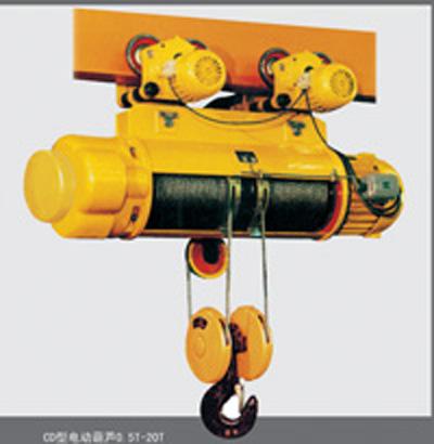 0.吨电动葫芦_中原圣起有限公司生产10吨电动葫芦