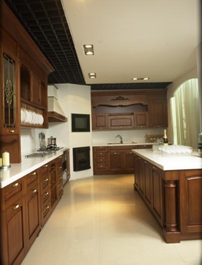 德贝欧式厨柜图片
