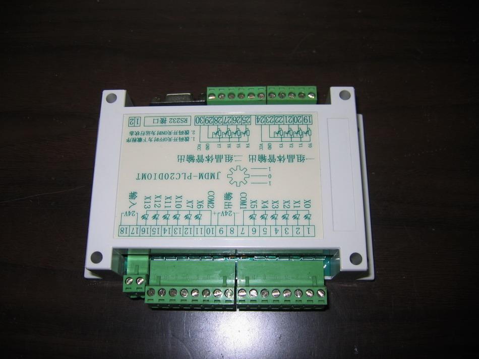 供应3路步进/伺服电机运动控制器三轴联动运动控制器