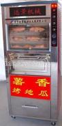 168超市专用台湾烤地瓜机器图片