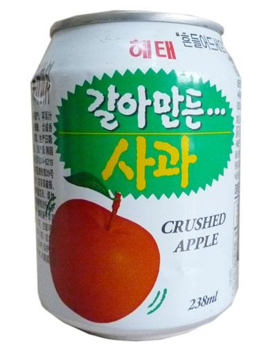 哈尔滨海太苹果果肉饮料专供图片