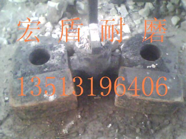 供应浙江锤式破碎机合金锤头专业生产厂家13513196406