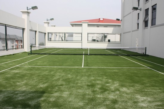 供应北京市足球场专业施工