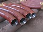 供应山西太原煤矿企业输送煤粉落煤管,耐磨陶瓷管、耐磨弯头