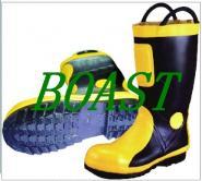 消防战斗靴图片