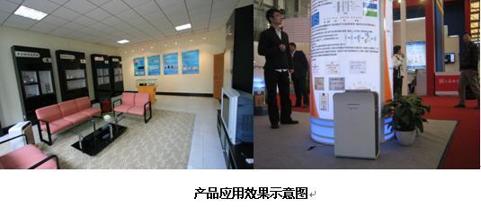 供应纳米光催化空气净化器图片