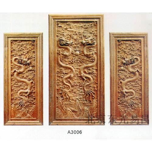 仿古装饰装修木雕牌匾装饰木雕木刻图片