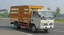 EQ1070T35DJ3AC液化气钢瓶运输车