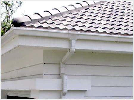 PVC落水天沟双壁雨水槽图片/PVC落水天沟双壁雨水槽样板图