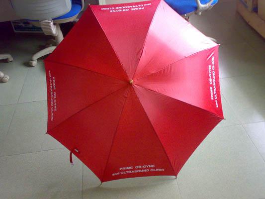 供应珠海雨伞订做批发