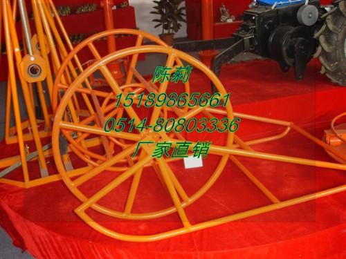 供应钢丝绳收放线架,放线架批发