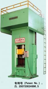 EP-1600电动螺旋压力机图片