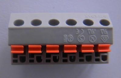625237自锁通讯接线端子报价