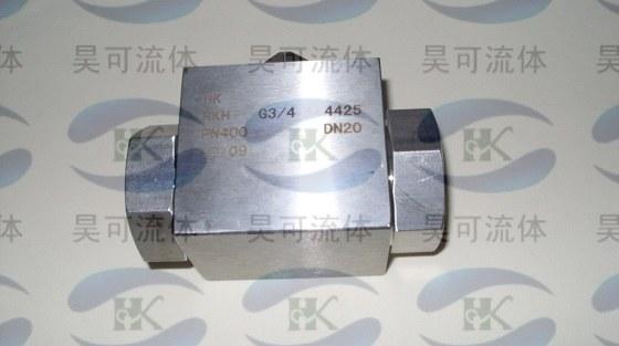 供应RKH不锈钢高压球阀批发